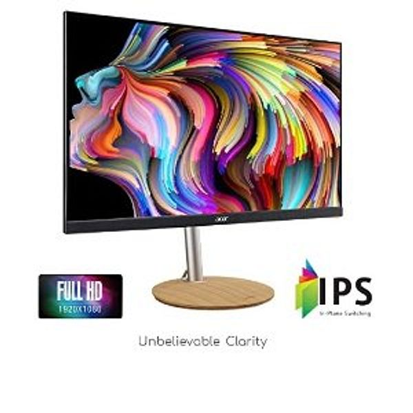 """ConceptD CP1 CP1271 Vbmiiprzx 27"""" Full HD 1920 x 1080 IPS Monitor"""