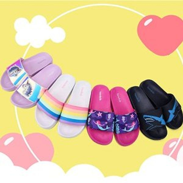 tombik Boys & Girls Beach/Pool Slides Sandals @Amazon