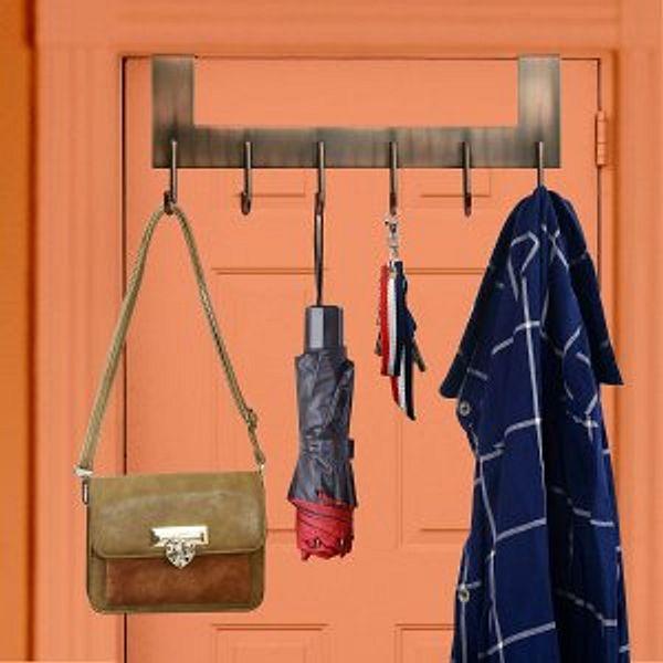 WEBI Over The Door Hooks for Hanging @Amazon