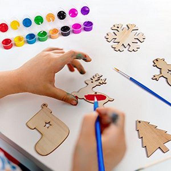 EFOSHM Arts and Crafts for Kids @Amazon