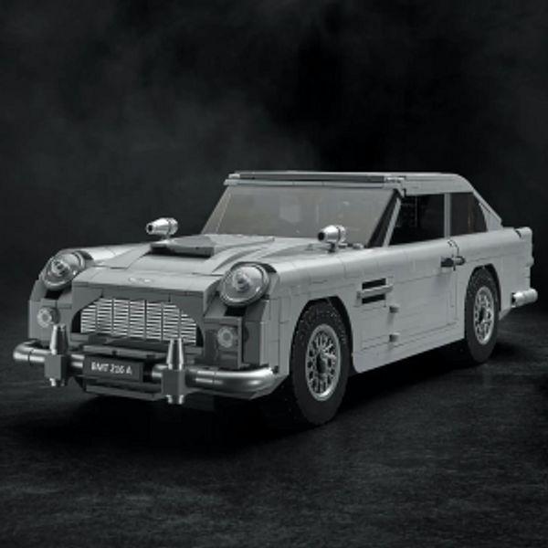 LEGO Creator Expert James Bond Aston Martin DB5 Collectible Sports Car Model (10262)