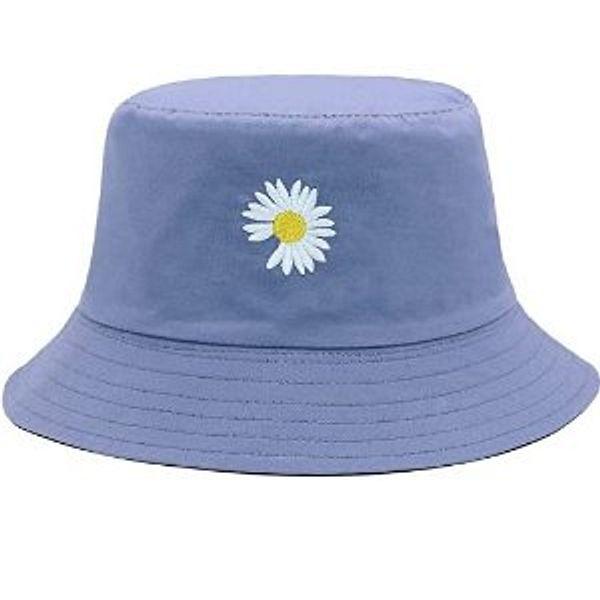 Bucket Hat,Unisex 100% Cotton Summer Travel Beach Sun Cap @Amazon
