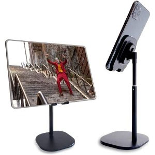 Cell Phone Stand, Phone Stand for Desk Adjustable Cell Phone Stand, Cradle, Dock @Amazon