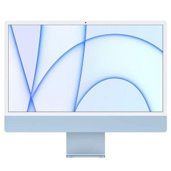 2021 Apple iMac (24-inch, Apple M1 chip with 8‑core CPU and 7‑core GPU, 8GB RAM, 256GB) - Blue @Amazon