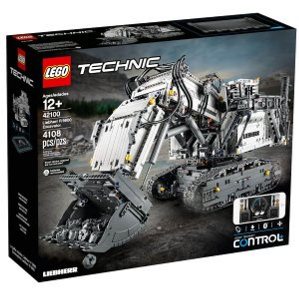 LEGO Technic: Liebherr R 9800 (42100)