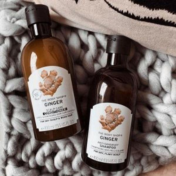 The Body Shop Ginger Scalp Care Shampoo Sale
