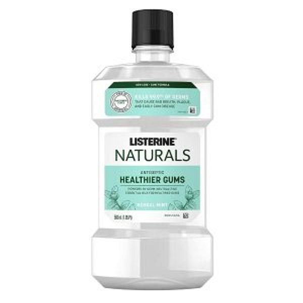 Listerine Naturals Antiseptic Mouthwash