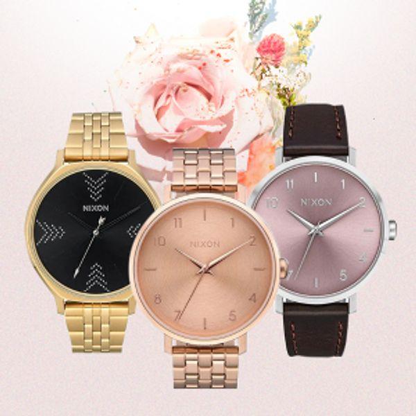 Select Watches + Free Engraving @Nixon
