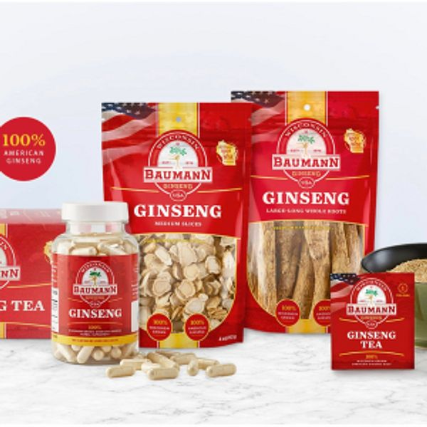 Baumann Ginseng Father's Day Promotion @Amazon