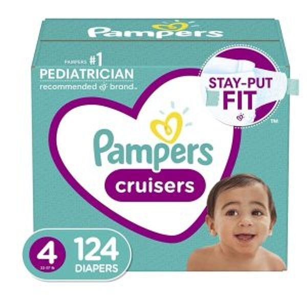 Diapers, Wipes & More Baby Essentials Sale