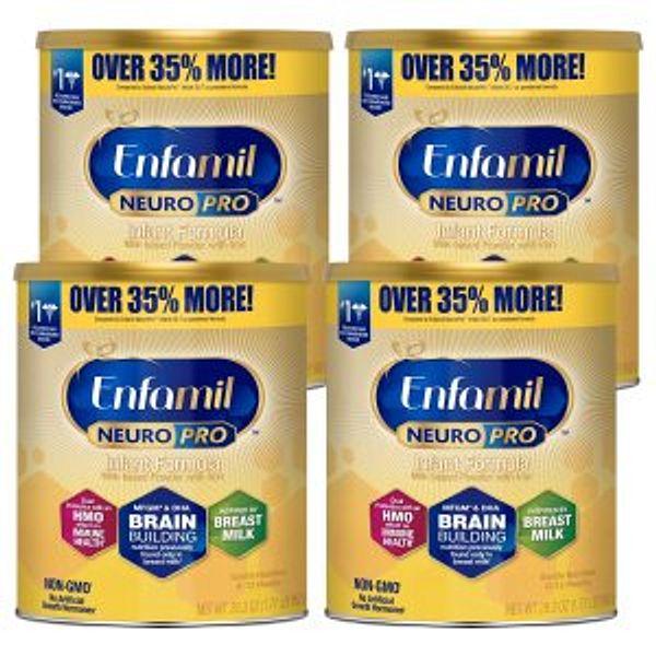 Walmart Select Infant Formula Promotion