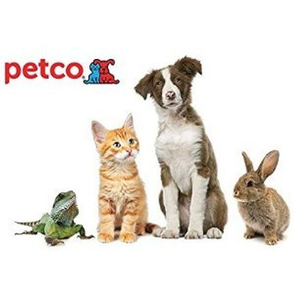 Petco $50 Gift Card @Amazon