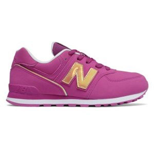 New Balance 574 Kids Shoes DM Summer Event Sale