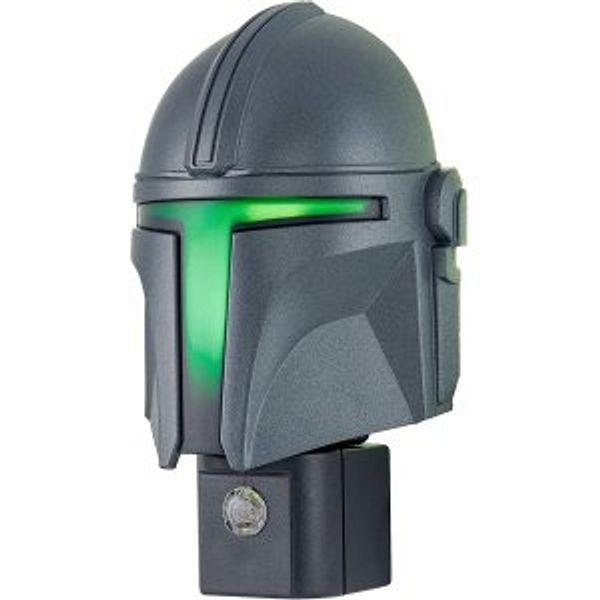 Star Wars The Mandalorian Helmet LED Night Light