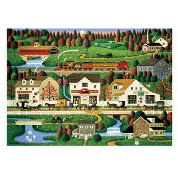 Buffalo Games Yankee Wink Hollow Jigsaw Puzzle