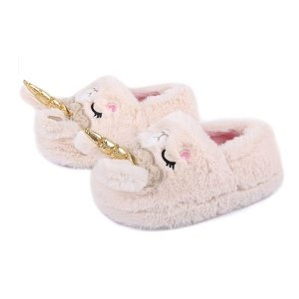Today Only: LongBay Cute Animal House Shoes @Amazon