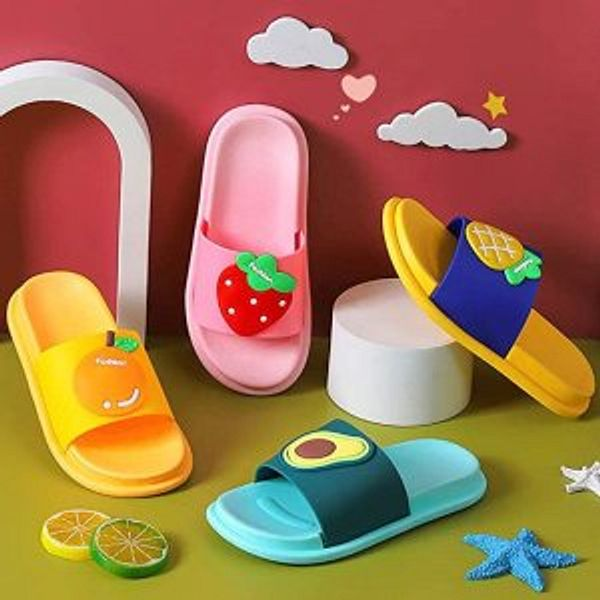 Anrenity Boys Girls Cute Casual Slide Sandals @Amazon