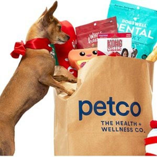 Petco GET 20% OFF ORDERS $50+,$30 OFF ORDER$100+
