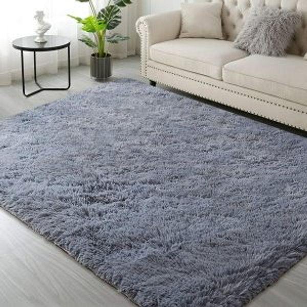 IDECLITY Modern Carpet 4x6 Ft Area Rug @Amazon