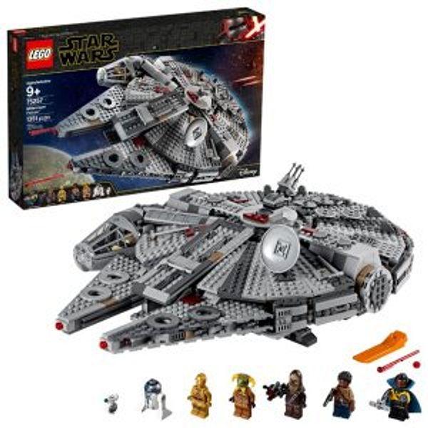 LEGO Star Wars: The Rise of Skywalker Millennium Falcon 75257