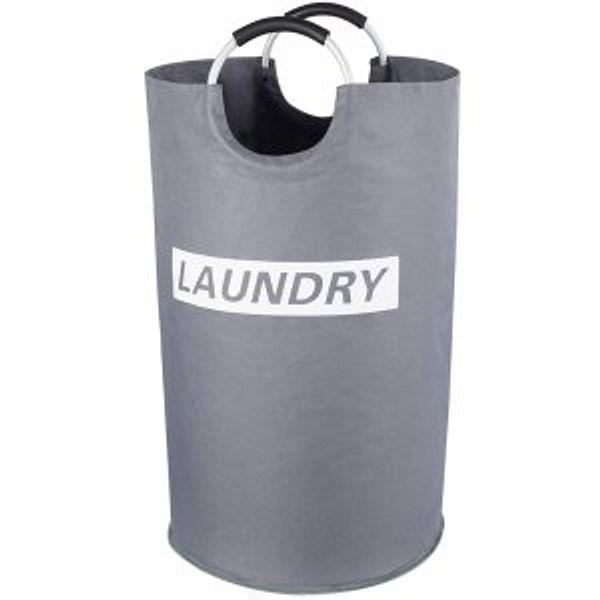 Lifewit Laundry Hamper, 82L, Grey @Amazon