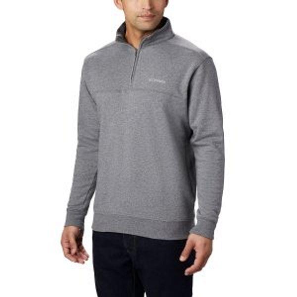 macys Men's Hart Mountain II Half-Zip Fleece Sweatshirt