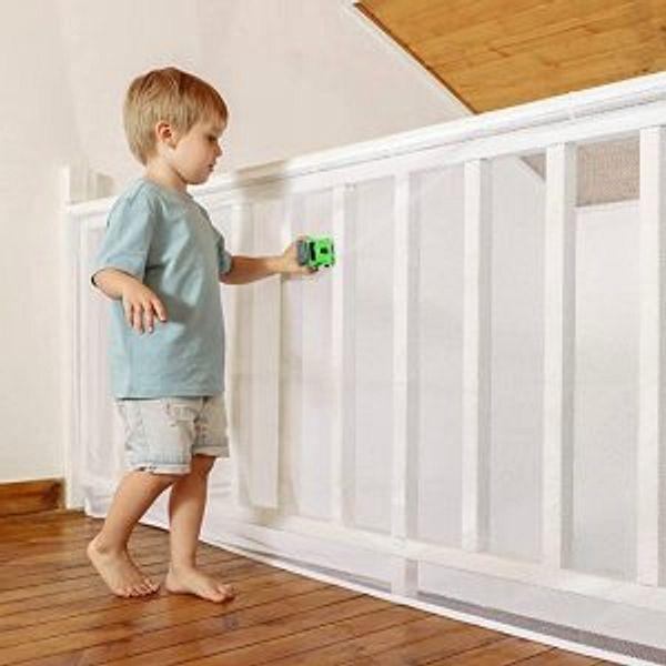 4UHeart Child Safety Net - 10ft x2.8ft @Amazon