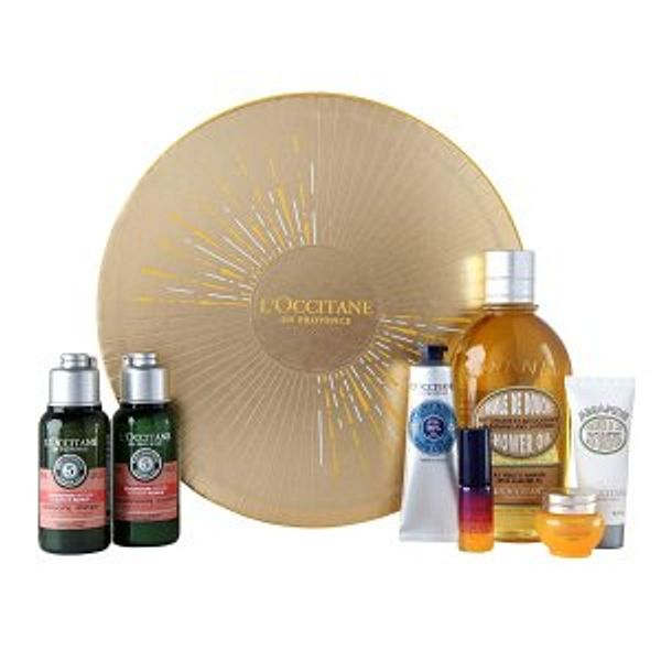 L'occitane Head to Toe Skincare Set @Amazon