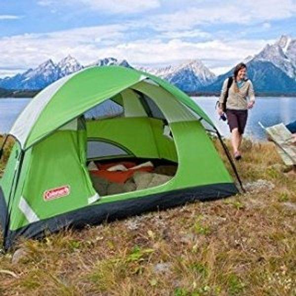 Amazon.com Coleman Sundome Tent