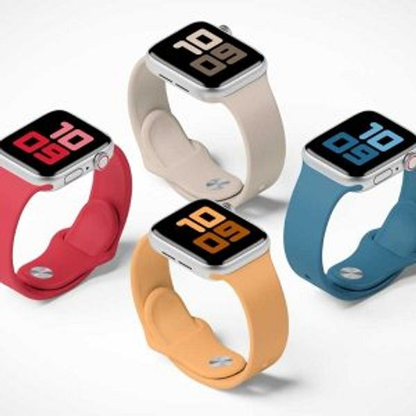 Prime Members: Refurbished Apple Watches (Scratch & Dent): Series 3 38mm GPS