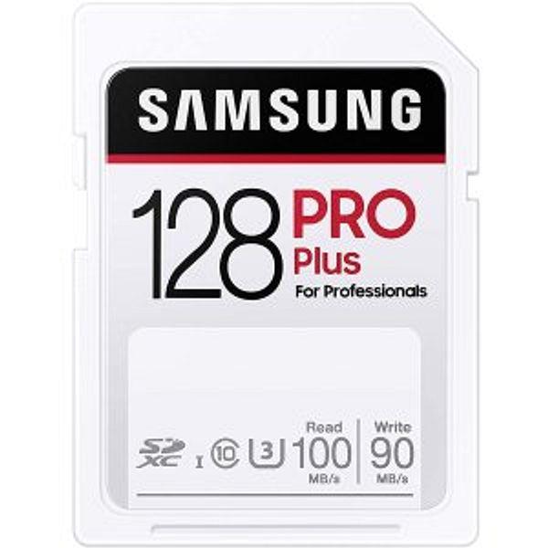 SAMSUNG PRO Plus SDXC 128GB