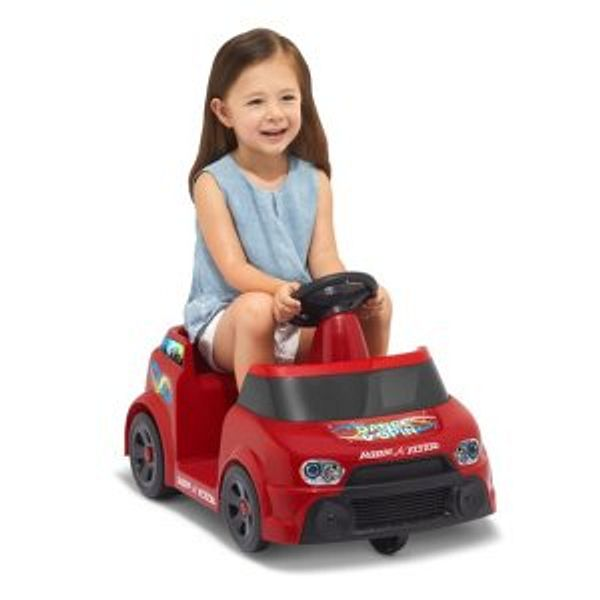 Radio Flyer DJ Dance and Spin, Toy Electric Ride On