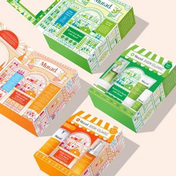 Murad Selected Skincare Value Sets Hot Sale