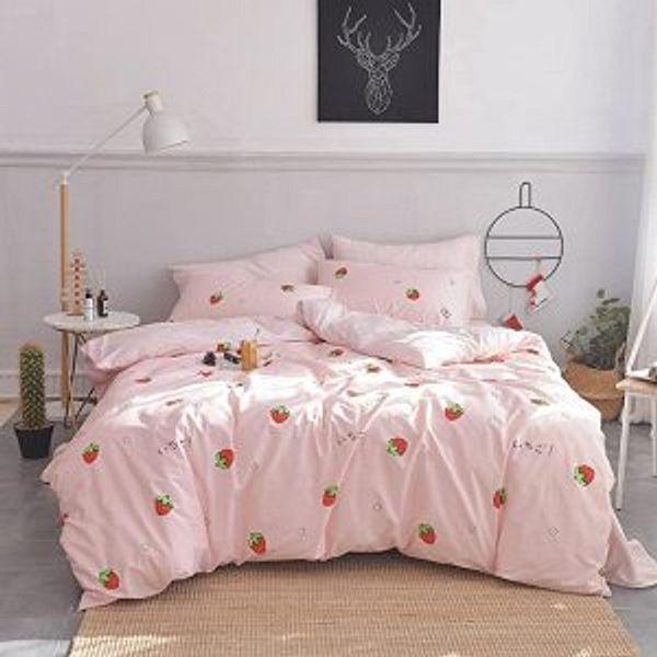 AOJIM Japanese Kawaii Style 100% Cotton Soft Duvet Cover Set @Amazon