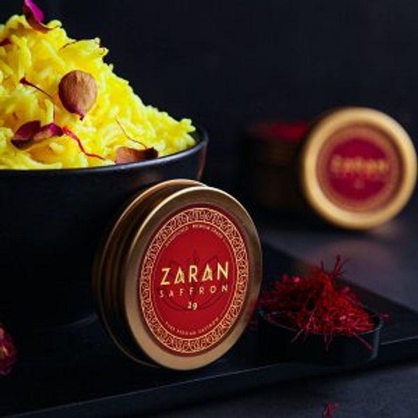 Superior Saffron Threads All-Red Saffron Spice