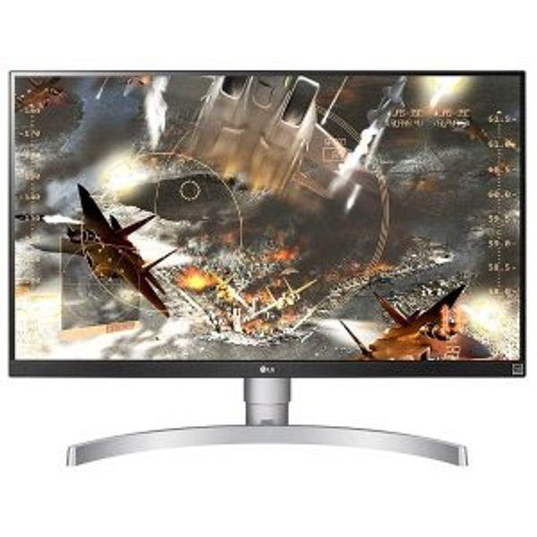 "LG 27UL650-W 27"" 4K IPS DisplayHDR 400 Monitor"