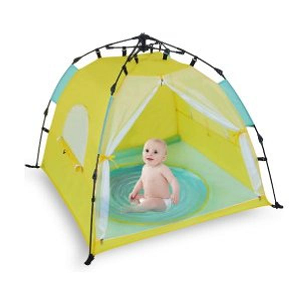 Bend River Automatic Instant Baby Tent with Pool @Amazon