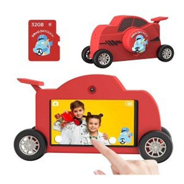 Dragon Touch Kids Camera, 1080P @Amazon