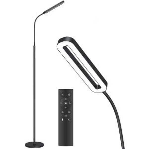 SOARZ LED Floor Lamp with 4 Color Temperatures