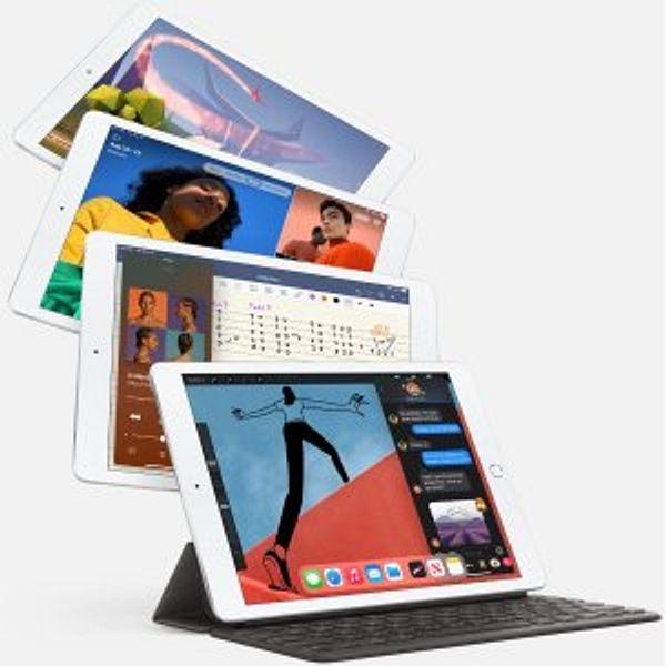 New Apple iPad (10.2-inch, Wi-Fi, Latest Model, 8th Generation)