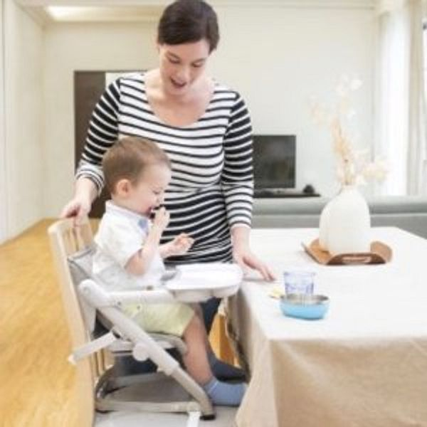 Unilove Feed Me 3-in-1 Travel Booster Seat