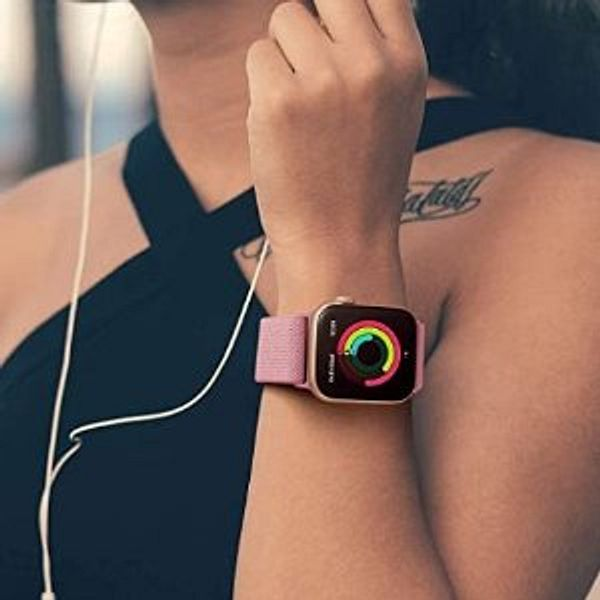 AMANECER Stretchy Nylon Watch Bands