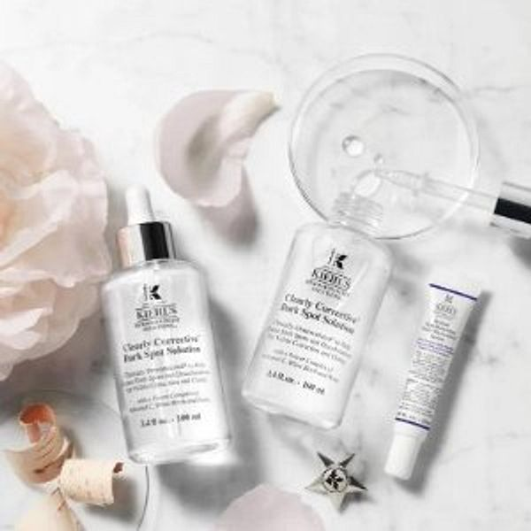 KIEHL'S Full Size Clearly Corrective Dark Spot Solution Set