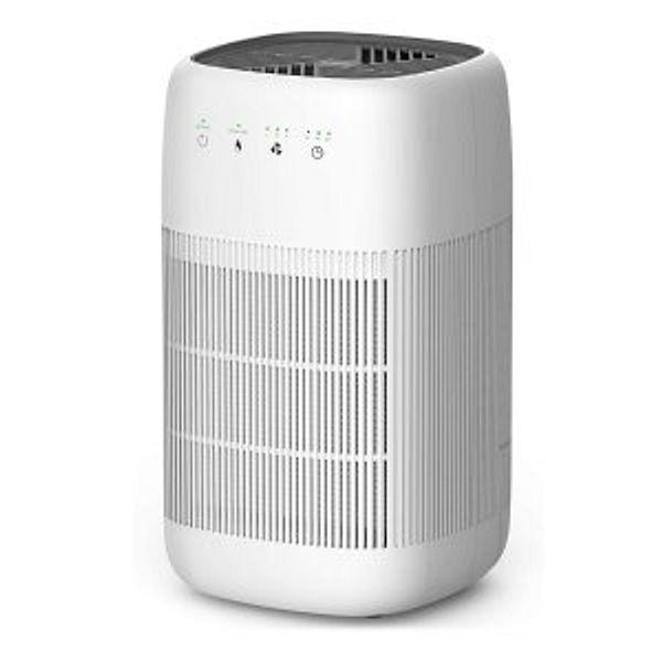 Afloia Q10 True HEPA Air Purifier, H13 HEPA Filter, Touch Control, Ultra Quiet Air Purifier