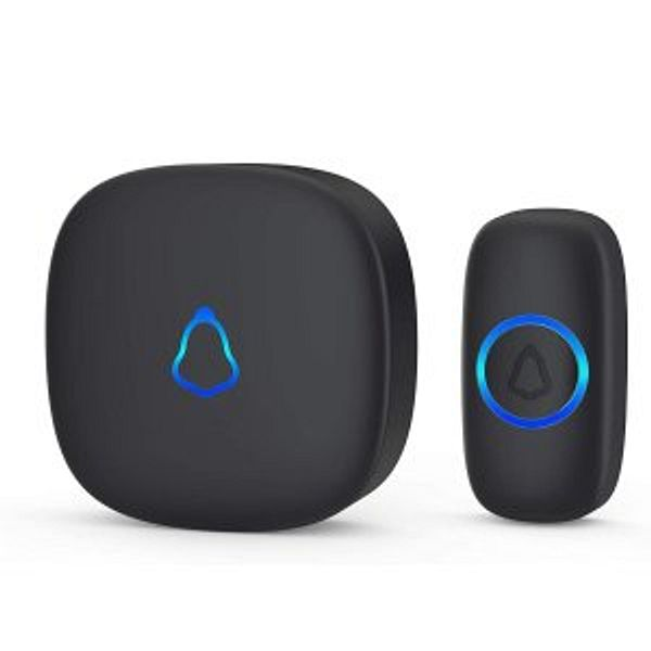 AECRUI Wireless Waterproof Mini Doorbell