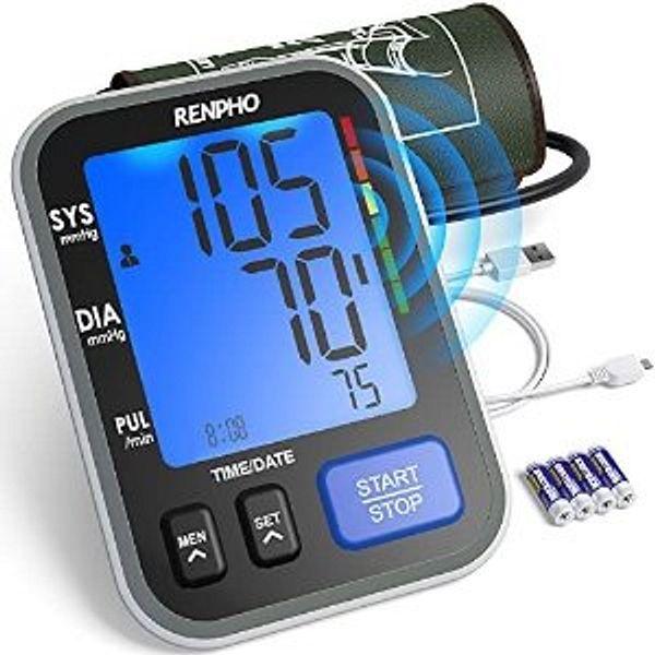 RENPHO Blood Pressure Monitor