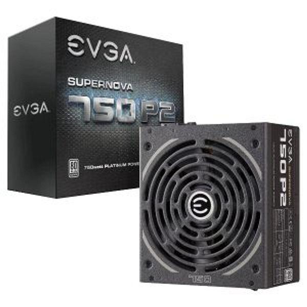 EVGA SuperNOVA 750 P2 80+ PLATINUM 750W Fully Modular PSU