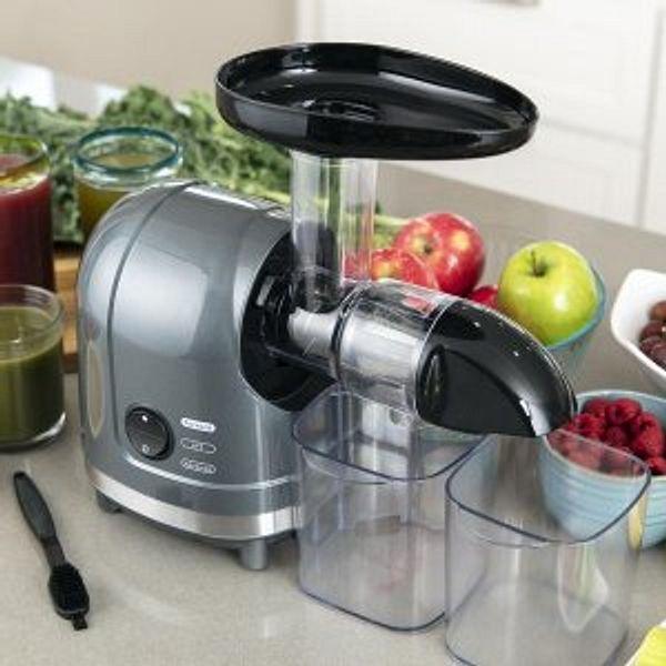 Best Choice Products 150W Horizontal Slow Masticating Juicer