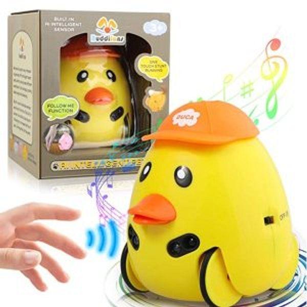 LAKIBOLE Toddler Companion Sound Toy Car Pet