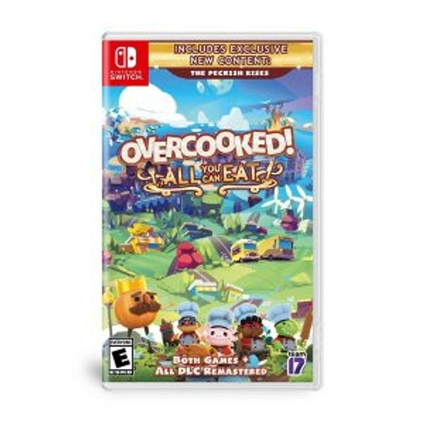 Overcooked! All You Can Eat Nintendo Switch